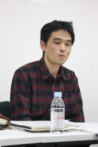 西牟田靖さん